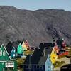 Narsaq Town - Greenland