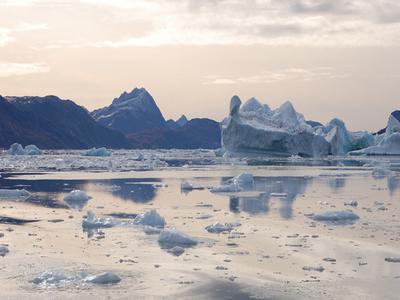 Narsarsuaq Fjords