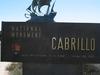 National Monument Cabrillo