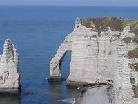Etretat the Cliffs