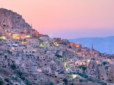 Nevsehir Cave City