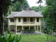 Newlands The Home Of Agnes Newton Keith Sabah Borne