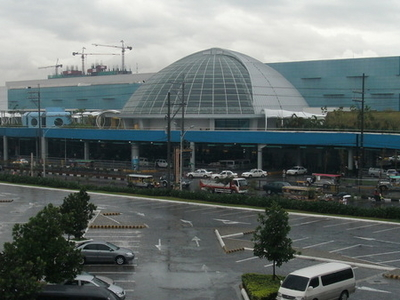 Main Mall - The City Center