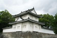 Nijo Castle Back Side