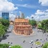 Notre Dame Saigon Basilica In Ho Chi Minh City