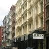 Cast-Iron Architecture On Greene Street