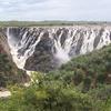 Ruacana Falls, Northern Namibia