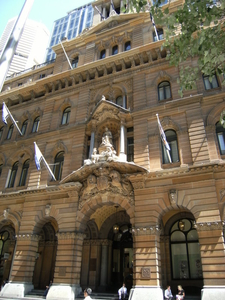 General Post Office Of Sydney