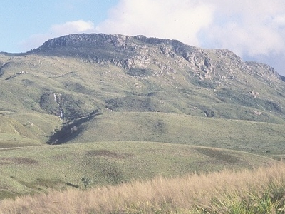 Mount Nyangani From The West