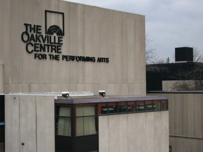 Oakville   Centre  For   Performing   Arts