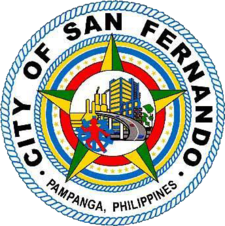 Official Seal Of City Of San Fernando