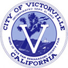 Official Seal Of City Of Victorville