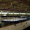 Olympic Oval Inside Calgary