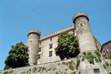Orsini Odescalchi Castle From Below