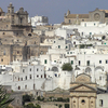 Medieval Town Of Ostuni