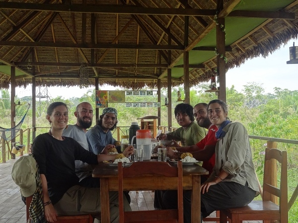 Eco Adventures Tambopata Photos