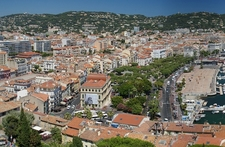 Overview Le Suquet - Cannes Cote D'Azur