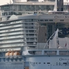 Oasis Of The Seas At Port Everglades