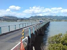 Old Kopu Bridge