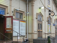 Oulu railway station