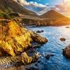 Pacific Ocean Coastline CA