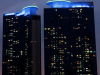Pacific Plaza Towers