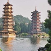 Pagodas In Guilin