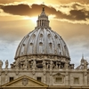 Palace Of The Vatican In Rome - Italy