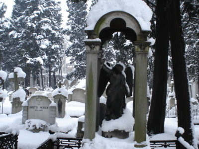 An Angel From The Cemetery