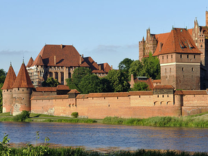 Malbork castelo