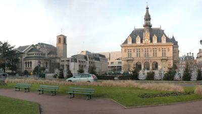 Church And City Hall