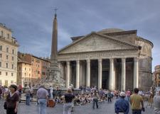 Pantheon Front