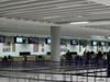 Entrance Of Paphos International Airport
