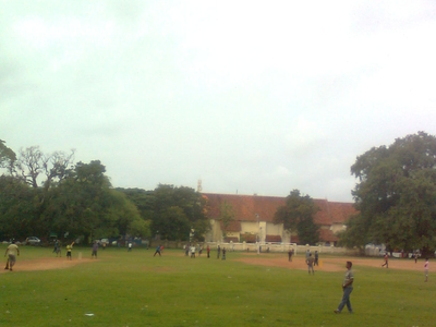 Parade Ground At Fort Kochi