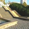 The Parc De Belleville Fountain