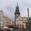 Green Tower In Pardubice