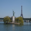 Paris Eiffel Liberty
