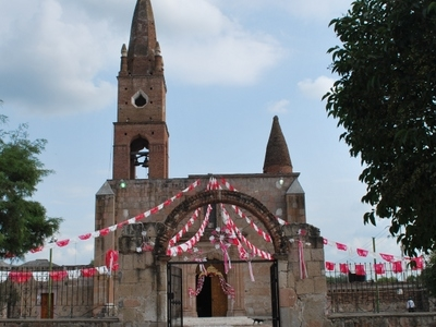 Parish Sangre Cristo Mezquitic 0 1