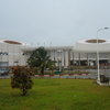 Parliament Building Of Benin In Porto-Novo