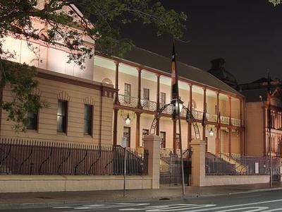 Parliament House Sydney
