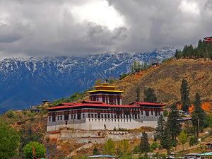Glimpse of Bhutan - II