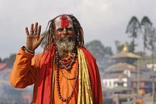 Pashupatinath Holy Man