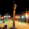 Patan Durbar Square - North End - Night View