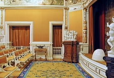 Peles Castle - Sinaia - Theatre
