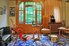 Pelişor Castle - Queen Mary's Art Room