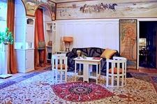 Pelişor Castle - Queen Mary's Bedroom