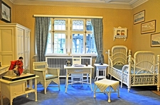 Pelişor Castle - Sinaia - Children's Bedroom