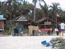 Perhentian High Street Taxi Stand