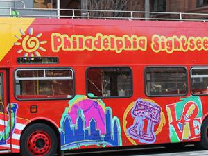 Open Top Double Decker Bus Tour