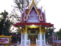 Phra Wor Phra Ta City Pillar Shrine